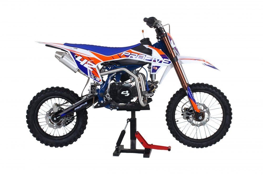 Pitbike KF2 140 17/14