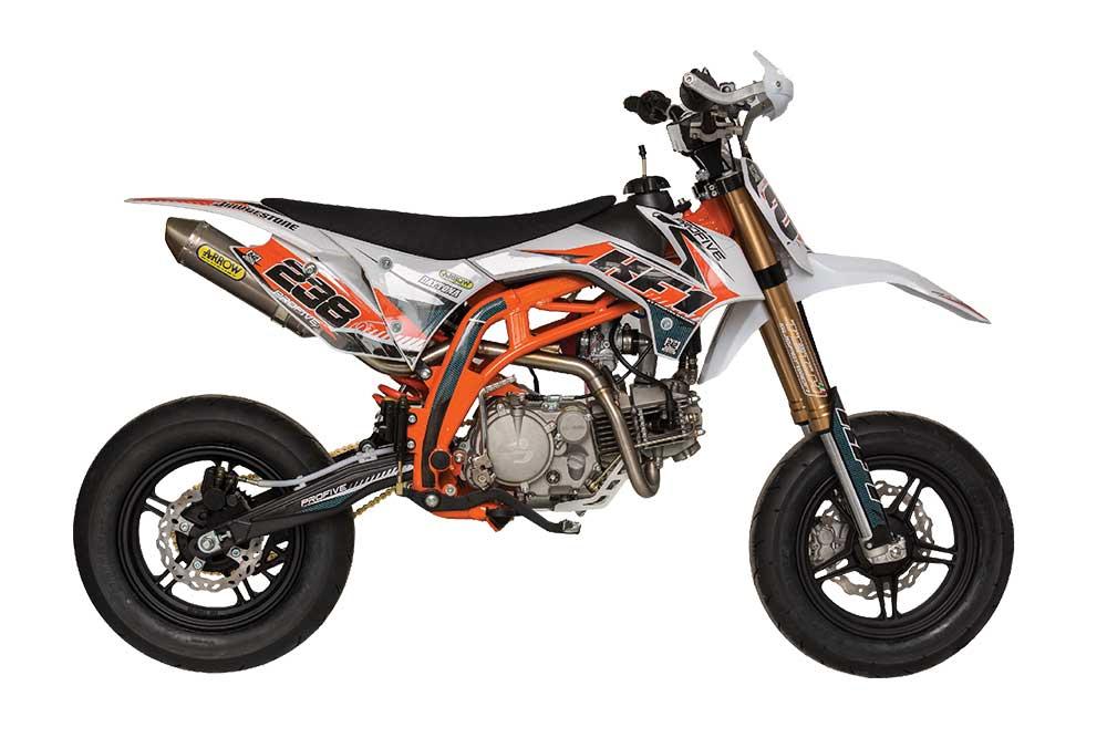 Pit Bike kf1 155cc motard | Profive Pit Bike | Pit Bike Cross | Pit Bike Motard | Ricambi