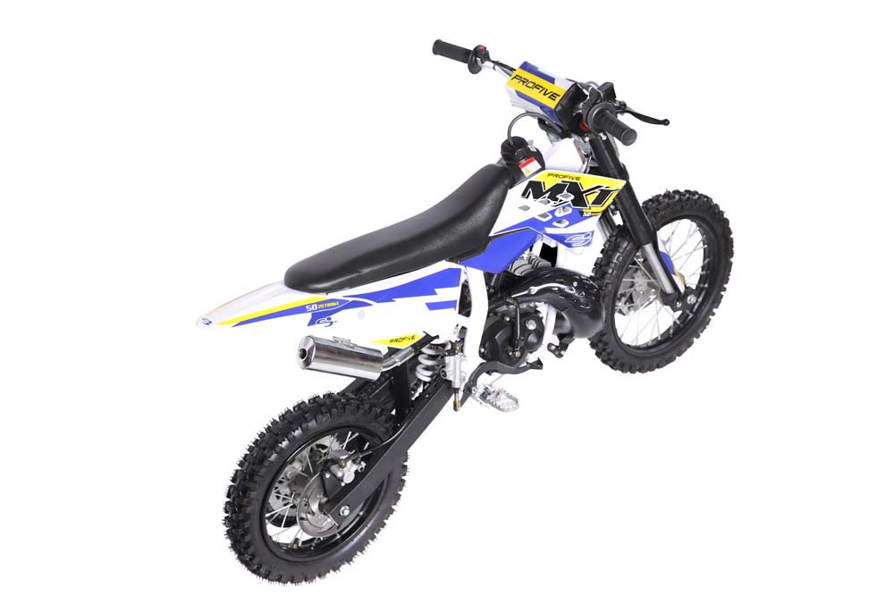 Mini Cross MXT 50cc 14/12 | Profive Pit Bike | Pit Bike Cross | Pit Bike Motard | Ricambi Pit Bike | Mini Quad