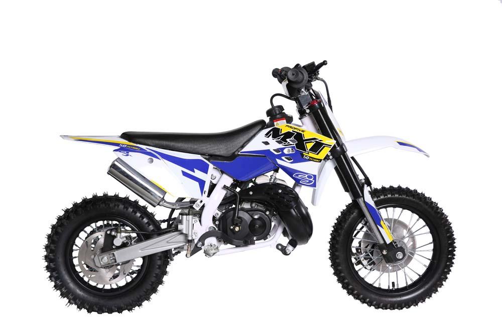 Mini Cross MXT 50cc 12/10 | Profive Pit Bike | Pit Bike Cross | Pit Bike Motard | Ricambi Pit Bike | Mini Quad