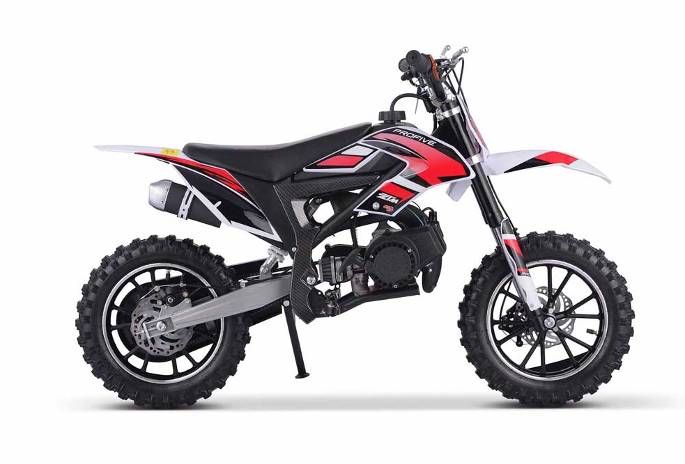 Minicross ZTM 50 | Profive Pit Bike | Pit Bike Cross | Pit Bike Motard | Ricambi