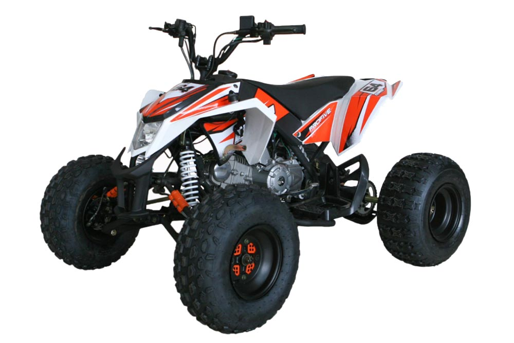 Mini Quad One 125cc | Profive Pit Bike | Pit Bike Cross | Pit Bike Motard | Ricambi Pit Bike | Mini Quad