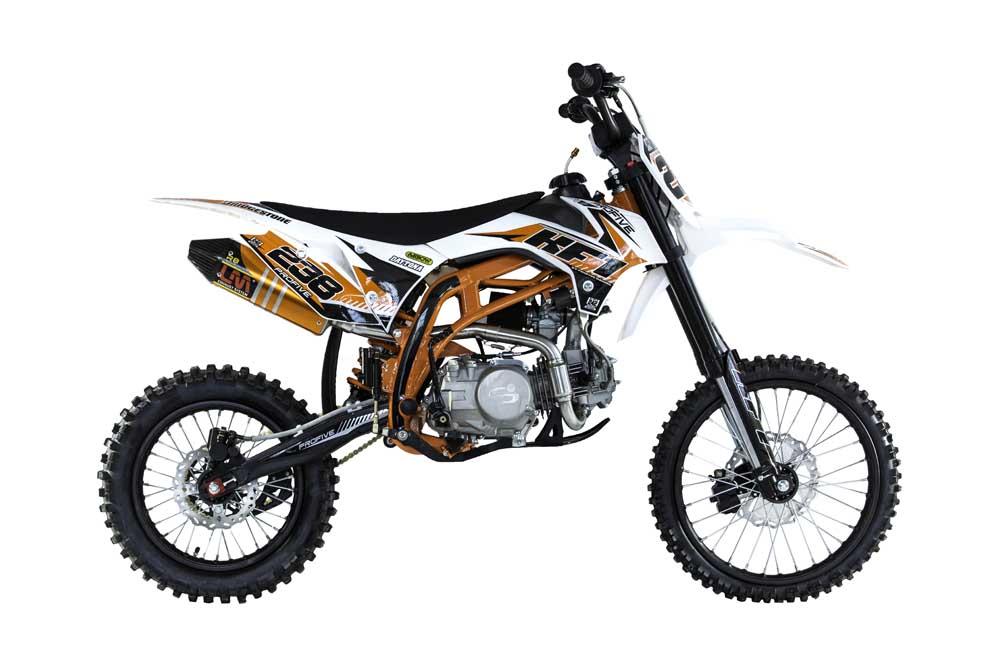 Pit Bike kf1 140cc 17-14 | Profive Pit Bike | Pit Bike Cross | Pit Bike Motard | Ricambi